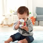 Fisher-Price Coffee Cup Teether-j