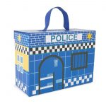Foldable Police station 13 pieces-d