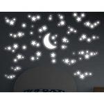 Φωσφορούχα Αυτοκόλλητα Starry Night Large 18109 Home Decor-2