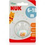 Nuk Disney Baby Winnie The Pooh-silikoni-6-18-2