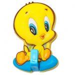 baby_looney_tunes_tweety_pie_wall_hook_hanger