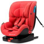 Βρεφικό Κάθισμα Αυτοκινήτου Kinderkraft Vado RED Isofix