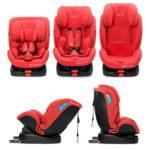 Βρεφικό Κάθισμα Αυτοκινήτου Kinderkraft Vado RED Isofix-2