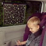 Ηλιοπροστασία Αυτοκινήτου Diono Starry Night Black-2