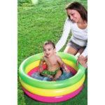 Πισίνα rainbow pool Best Way-51128-70x24cm-2