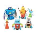 4M Wind Up Robots-3