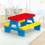 Dolu Baby Toy Picnic Table-2