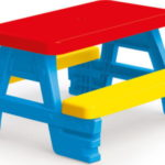 Dolu Baby Toy Picnic Table-6