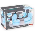 Dolu Toddlers Educational Potty-blue-4