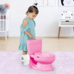 Dolu Toddlers Educational Potty-pink-3