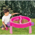 Dolu Unicorn Sand and Water Table-2570-7