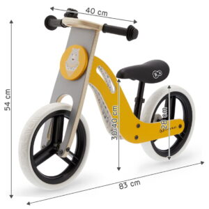 Ποδηλατάκι Ισορροπίας Uniq Honey-12