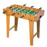 Zita Toys Επιτραπεζιο Μεγαλο Ξυλινο Ποδοσφαιρο-011-401-TB