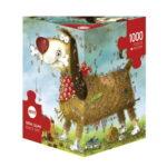 Heye Dog's Life 1000 Piece Marino Degano Jigsaw Puzzle