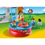 Σειρά 1.2.3 Εξοχικό Σπίτι με βάρκα & αυτοκίνητο 1,5 ετών+ 9527 Playmobil-5