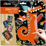 SCRATCH – MAGIC DRAGON [#60124]
