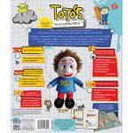 Λούτρινη Ηλεκτρονική Κούκλα – Ο Τοτός 14804 Ιδεα-Hellenic Ideas-2
