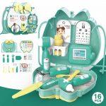 Μίνι Τσαντάκι ώμου Οικογενειακός Γιατρός 005.12L08 Zita Toys-4