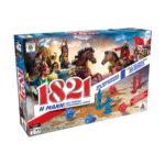 Επιτραπέζιο Παιχνίδι 1821 η Μάχη 100781 Desyllas
