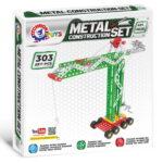 Μεταλλική κατασκευή Γερανός 4838 Construction crane TechnoK Toys