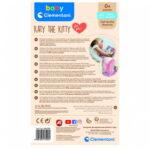 Βρεφικό Χνουδωτό Μπαλαρίνα Γατούλα Katy 1000-17420 Baby Clementoni-6