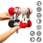 Εκπαιδευτικό παιχνίδι Tiny Yoga Cub BN782 Babyono-2