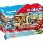 City Life Πιτσαρία 70336 Playmobil