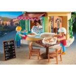 City Life Πιτσαρία 70336 Playmobil-3