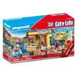 City Life Πιτσαρία 70336 Playmobil-5