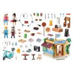 City Life Πιτσαρία 70336 Playmobil-6