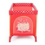 KIKKABOO-Playpen Pyjama Party Red Lion 31003020033-C