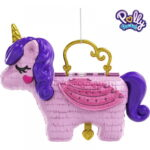 Mattel-PollyPocket-Unicorn-Piniatah-GVL88